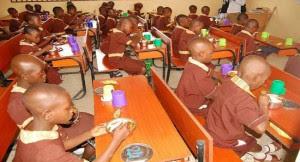Six Nigerian States Get 375m Naira For 10 Days Feeding Of School Pupils