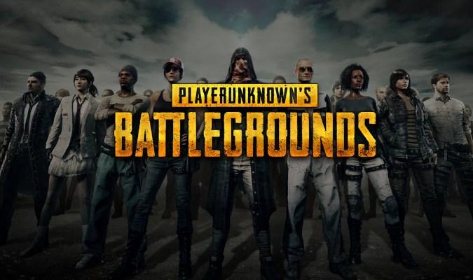 Game PC Terbaik di Tahun 2019 - PUBG