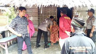Kapolres Lutra Beri Imbauan Dan Pesan Kamtibmas ke Kepala Dusun Desa Tolada