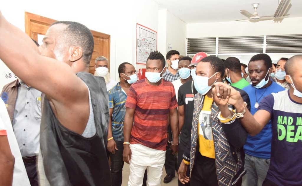 """'SOS: '70 Nigerians illegally detained without trial in Bangladesh"""""""