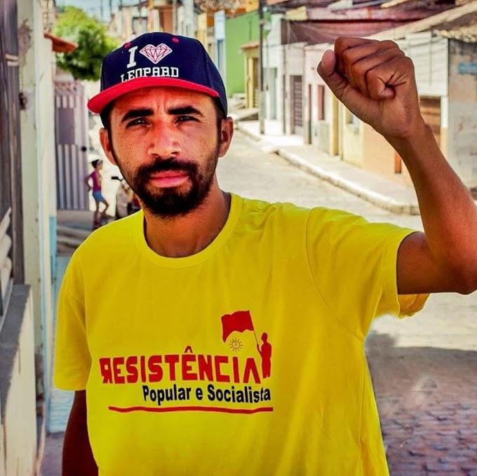 Edson Veriato, agricultor e ativista comunitário, é eleito prefeito de Potengi pelo PSOL