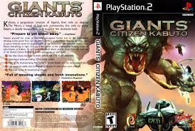 Link giants citizen kabuto ps2 iso clubbit