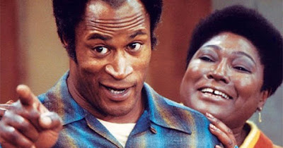 James and Florida Evans from Good Times