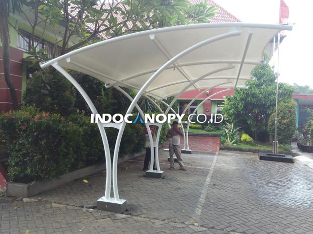canopy membrane carport