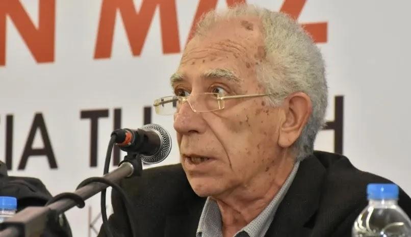 Θλίψη (!)  για ελληνόφωνους : Έφυγε από τη ζωή το ιστορικό στέλεχος του ΚΚΕ -  Και γράφημα άγνοιας των μαζών