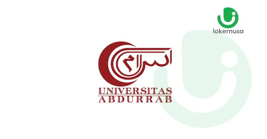 Lowongan Kerja Universitas Abduraab