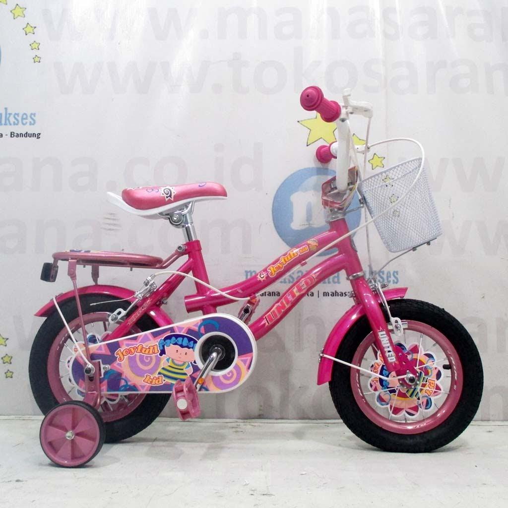 Mahasarana Sukses™: Sepeda Anak United