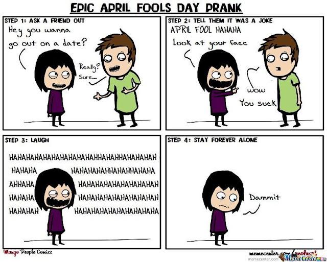 April fool day ecards