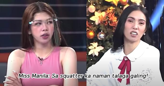 Miss Manila, usap-usapan ng netizens matapos ang ginawang pan.lalait kay Hipon Girl sa Show ni Willie Revillame