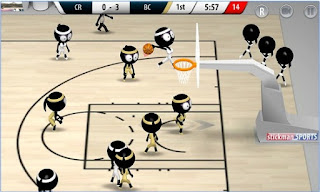 Free Download Stickman Basketball 2017 Android