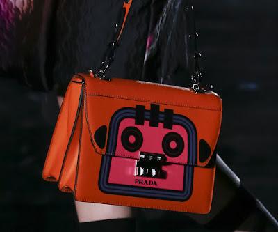 Milano Moda Haftasından Dikkat Çeken Çantalar