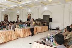 Jelang Pilkades Serentak Forkopimda Batang Intensifkan Road Show Silaturahmi Kamtibmas