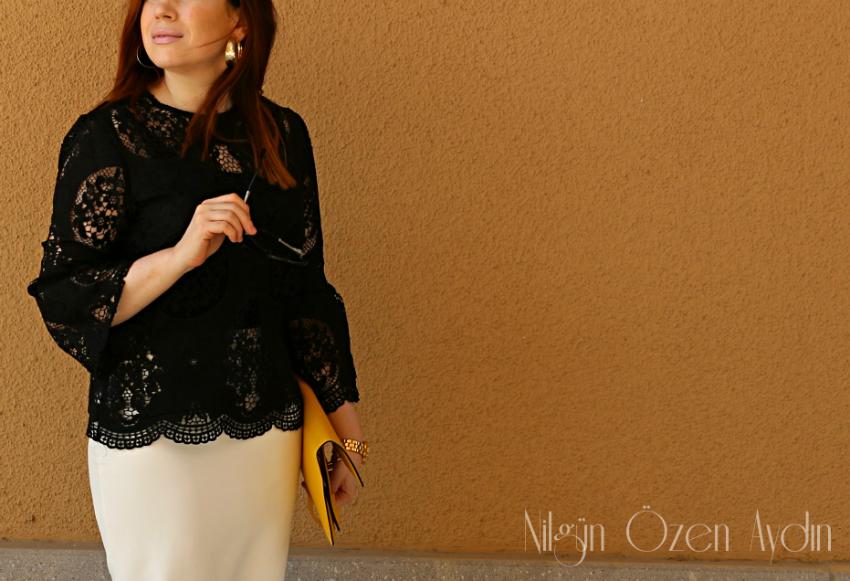 www.nilgunozenaydin.com-moda blogu-moda blogları-güpürlü bluz-kalem etek