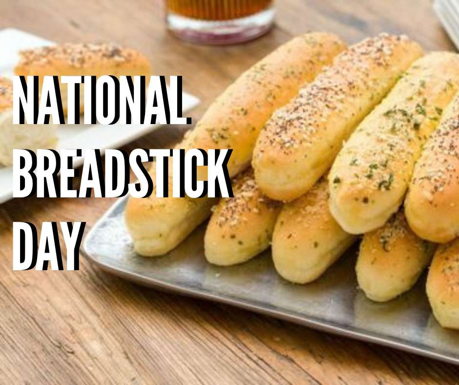 National Breadstick Day Wishes Beautiful Image