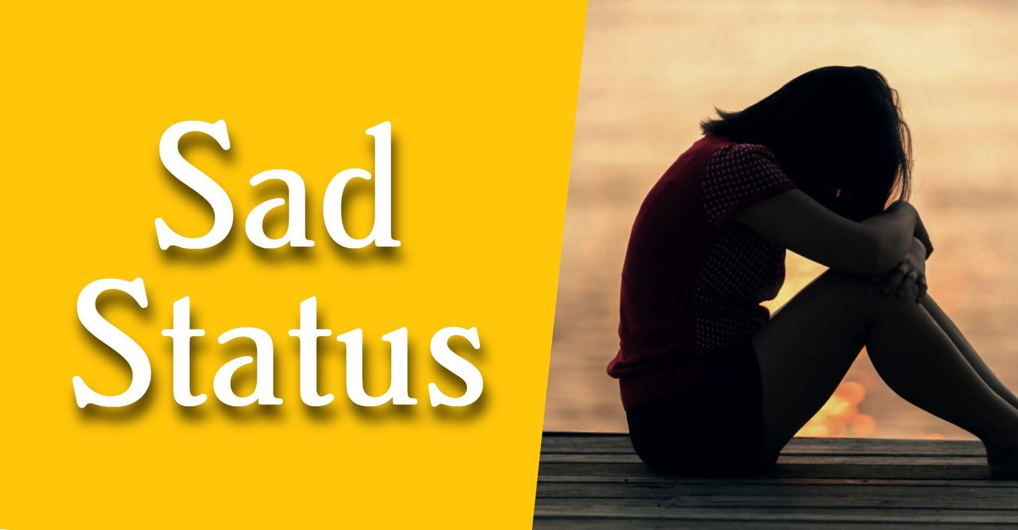 Sad Status in Hindi & Sad Love Shayari NewsFox.in