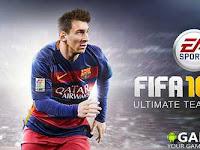 Update FIFA 16 APK Terbaru 2016