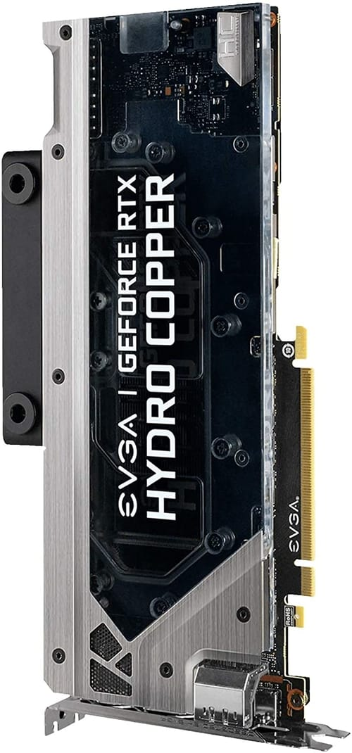 EVGA GeForce RTX 2080 Ti XC Hydro Copper Gaming