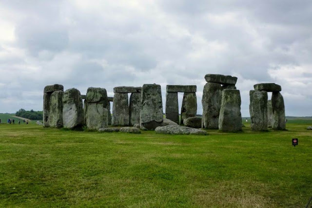 What to see near Bath UK - Stonehenge