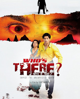 Poster Of Bollywood Movie Who's There? (2011) 300MB Compressed Small Size Pc Movie Free Download worldfree4u.com