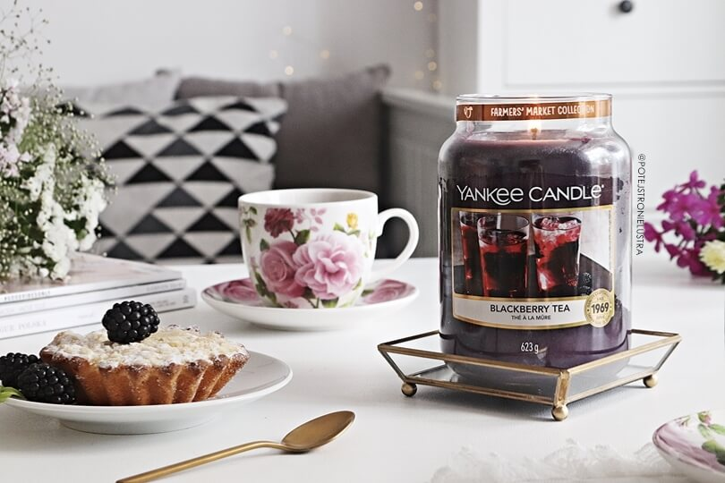yankee candle blackberry tea 2019