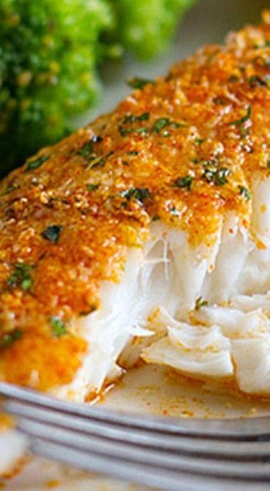 Parmesan Crusted Tilapia #recipes #dinneridea #dishideas #dinnerdish #dinnerdishideas #food #foodporn #healthy #yummy #instafood #foodie #delicious #dinner #breakfast #dessert #lunch #vegan #cake #eatclean #homemade #diet #healthyfood #cleaneating #foodstagram