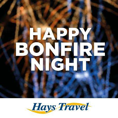 Bonfire Night Wishes For Facebook