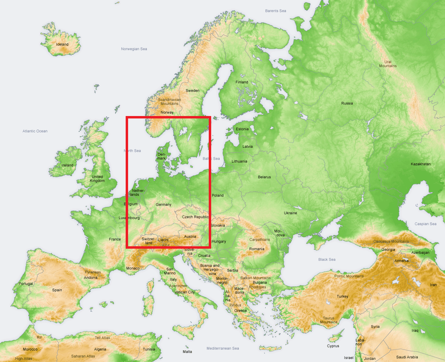 https://commons.wikimedia.org/wiki/File:Europe_topography_map_en.png