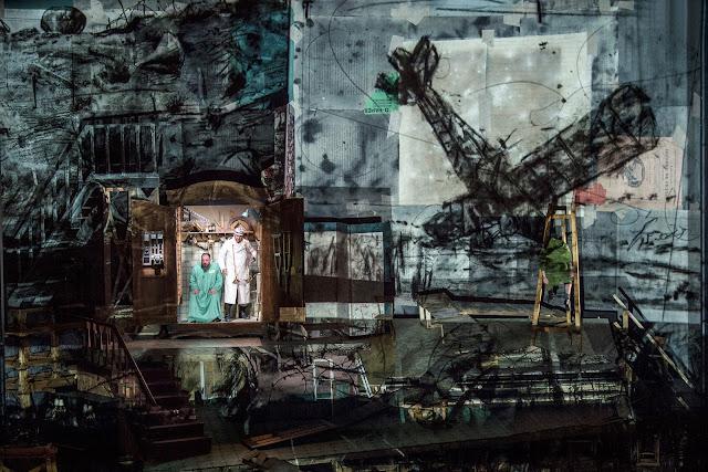Πρέβεζα: Ζωντανά Αύριο Η Όπερα «Βότσεκ» Άλμπαν Μπεργκ Από Τη Μετροπόλιταν Της Νέας Υόρκης