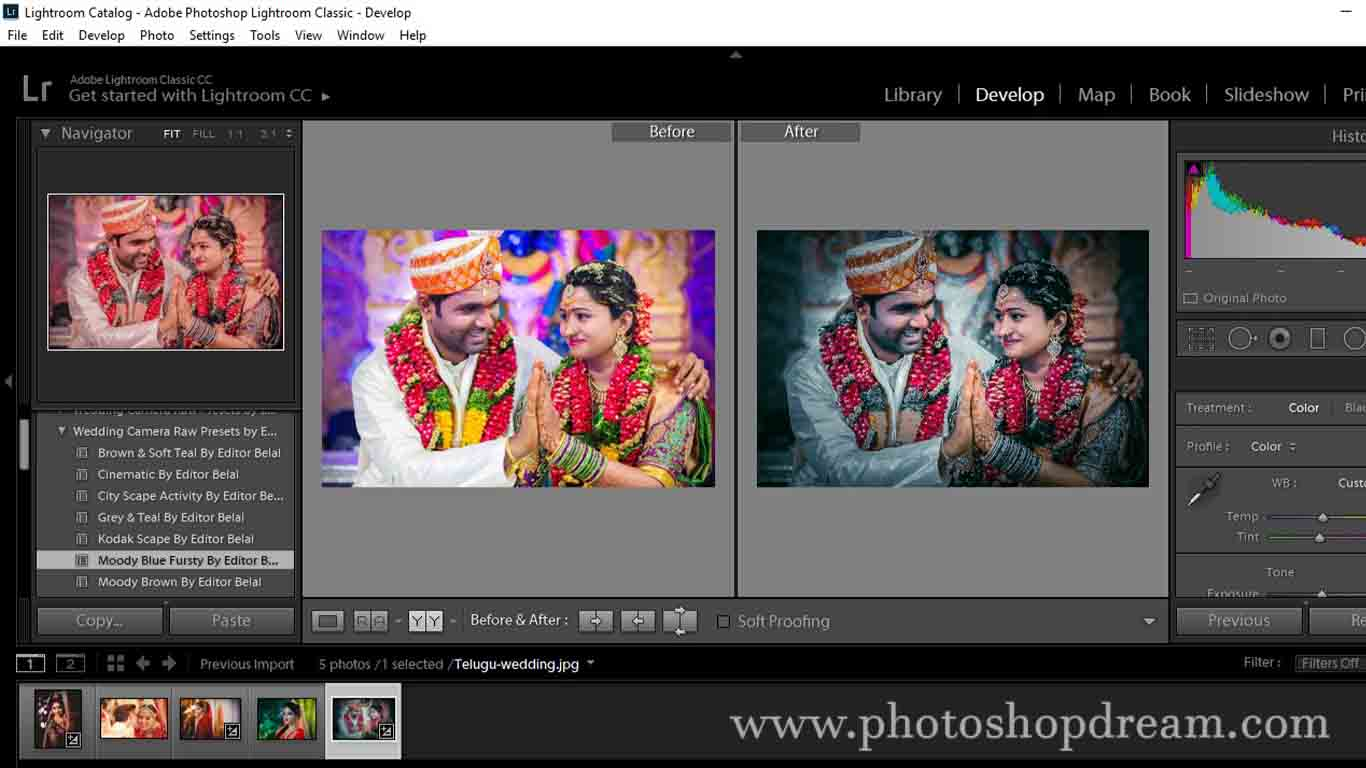 Wedding Lightroom Presets Free Download | Wedding Presets