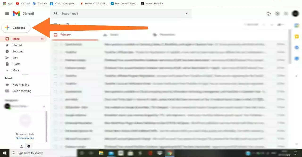 Computer Se Email Kaise Send Kare