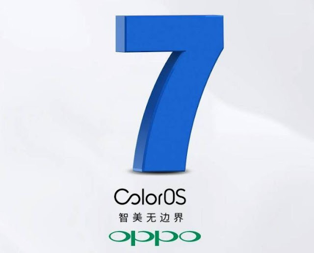 ColorOS 7 Update