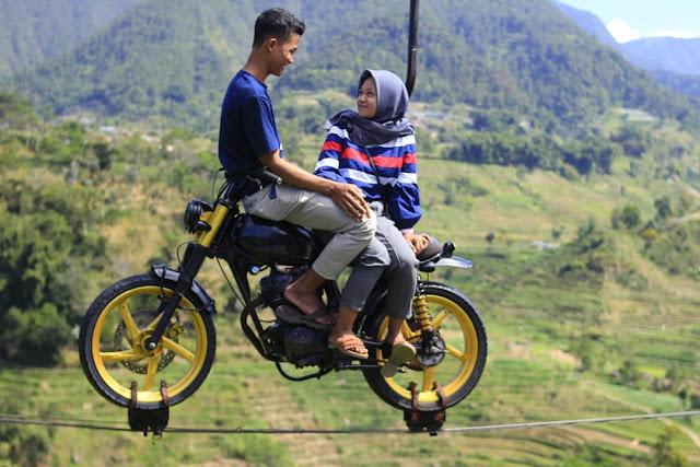 Wisata Ujung Kulon Poncol Magetan