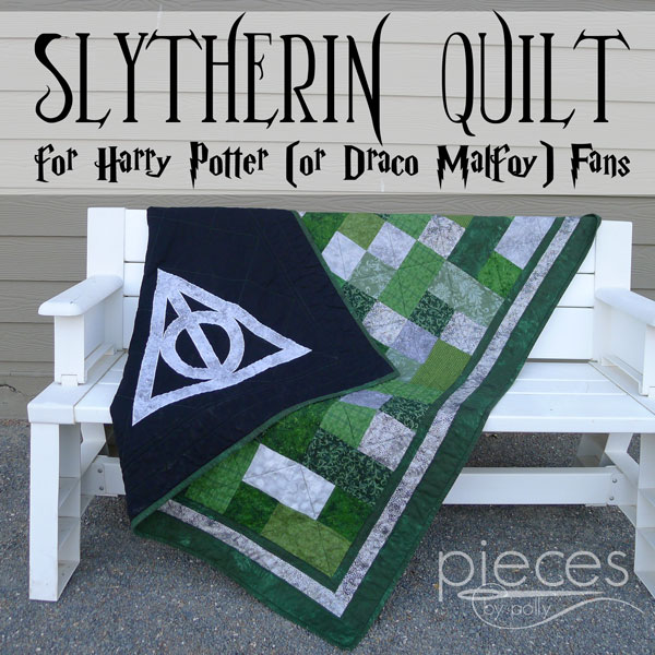Slytherin Quilt