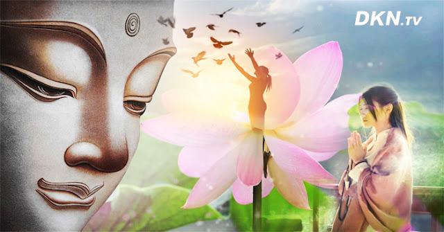 Sống thiện tâm, đại nhẫn ắt được Thần Phật độ trì