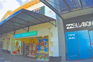 Baku Swimwear Store Surfers Paradise