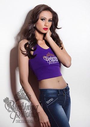 Yvethe marie Santiago, halied as Bb. Pilipinas Supranational