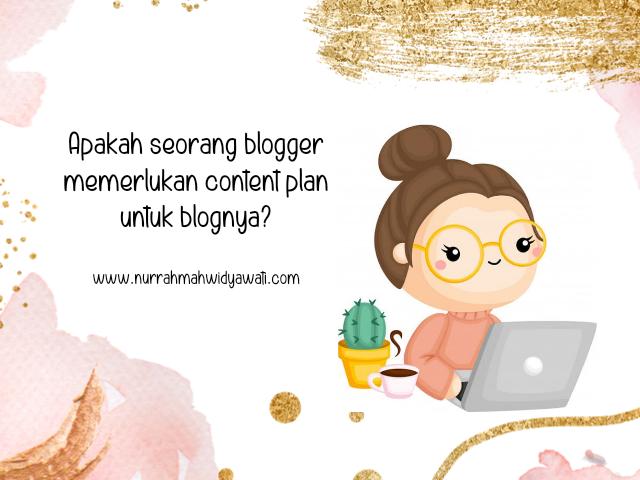 membuat content plan untuk blog