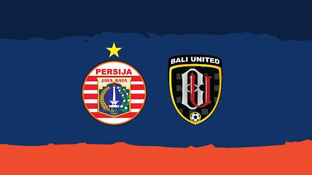 Tiket online persija vs bali united