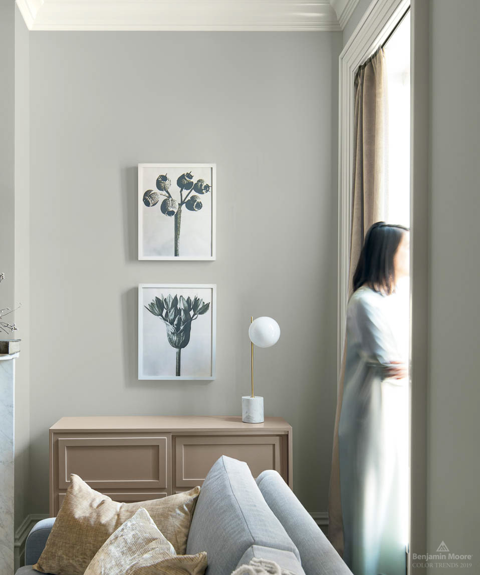 Benjamin Moore: Benjamin Moore Paint Color Trends 2019