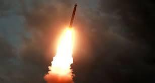 North Korea Fires Three Projectiles