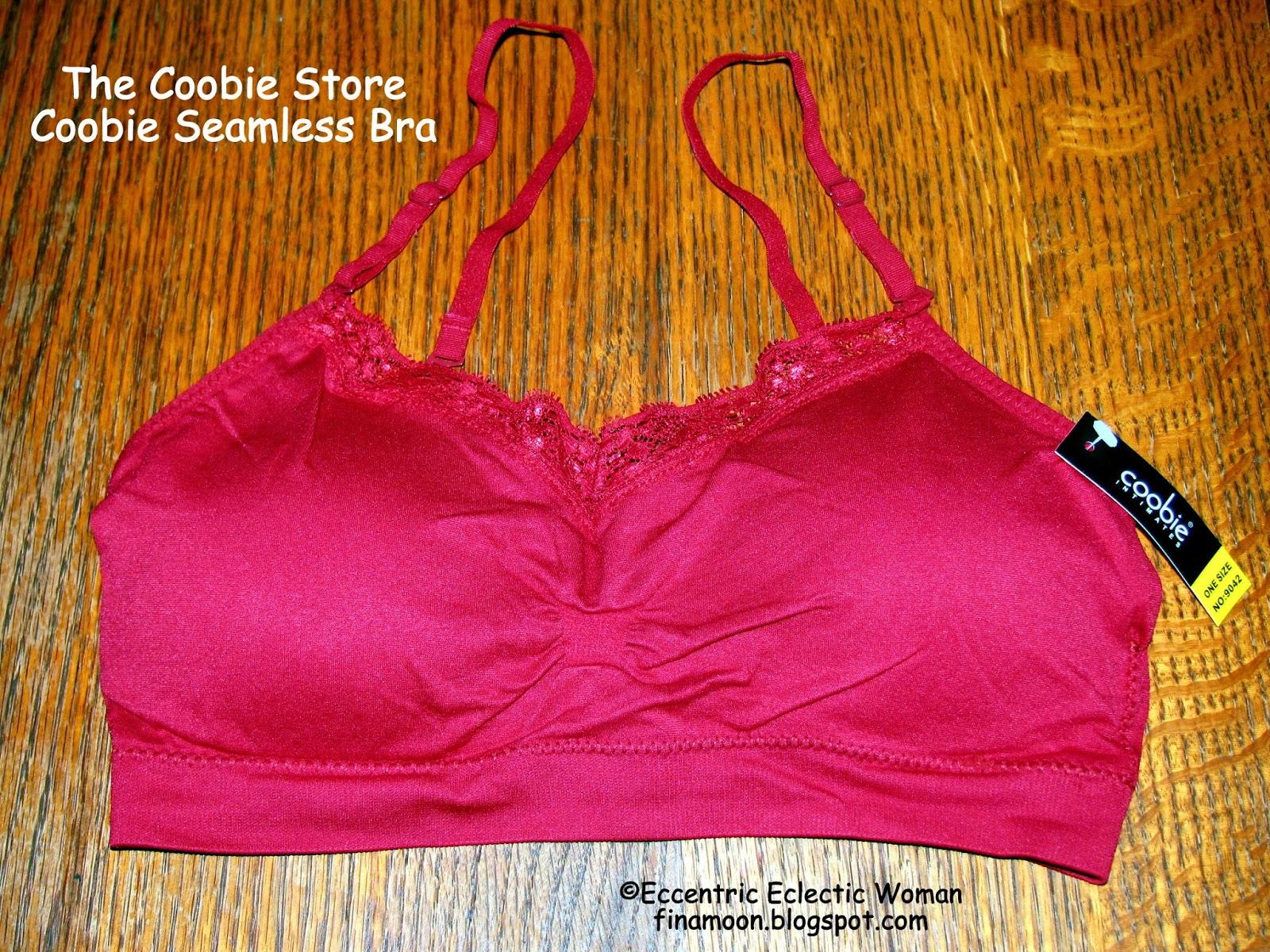 e32e8296636ab Eccentric Eclectic Woman  Coobie Seamless Bra Review and Coobie Bra ...