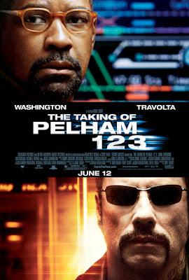 The Taking of Pelham 1 2 3 Poster