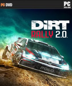 DiRT Rally 2.0 Torrent - PC (2019)
