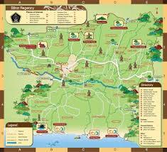 peta wisata blitar