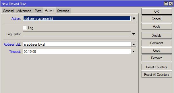 Mikrotik Tutorial: How to record ip address client on mikrotik