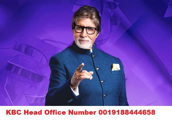 Kbc head office number mumbai 0019188444658