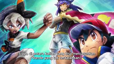Pocket Monsters (2019) Episode 39 Subtitle Indonesia