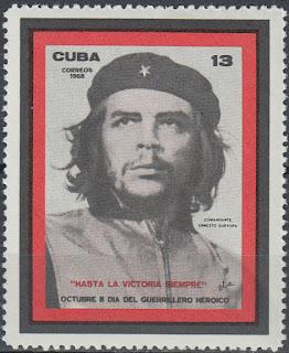 Che Guevara 1968.