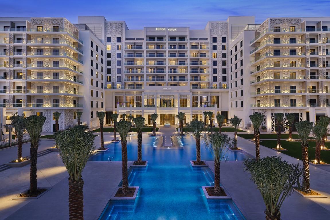 Hilton Abu Dhabi Yas Island opens for business