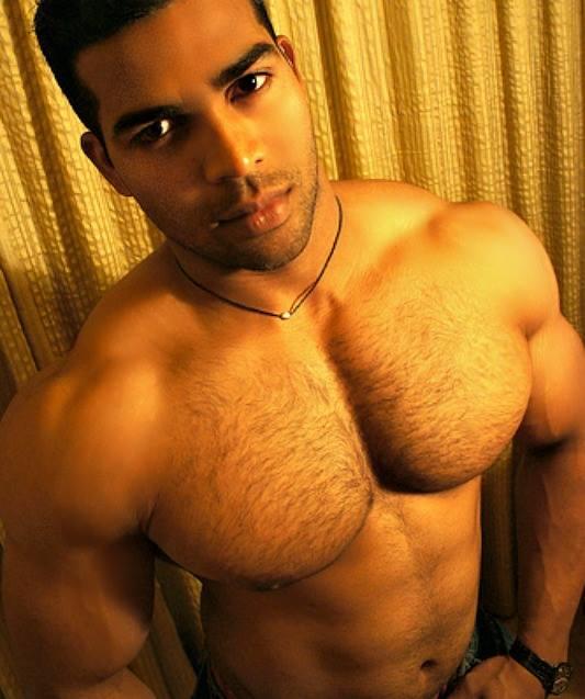 gay hot sweaty men